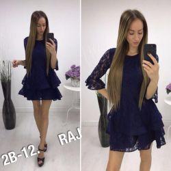 Stoktaki yeni elbiseler 42 44