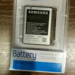 Аккумулятор новый SAMSUNG EV464358VU