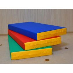 Gymnastic mat 1m * 50cm * 10cm