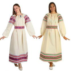 Dress Vasilisa female / child