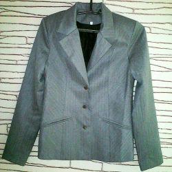 Okul forması ceket, etek ve yelek