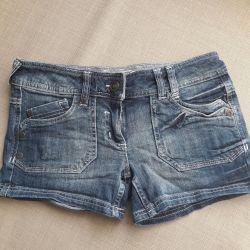 Denim Shorts from Turkey
