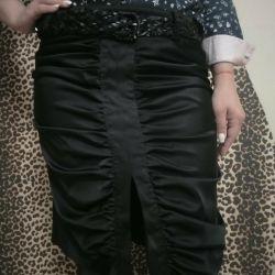 Η φούστα είναι αυστηρή