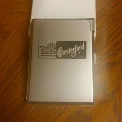 Chesterfield çakmak ve saat sigara vakası