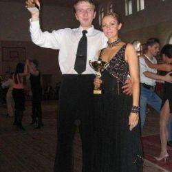 Dress standard for ballroom dancing