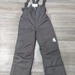 Pants winter jumpsuit