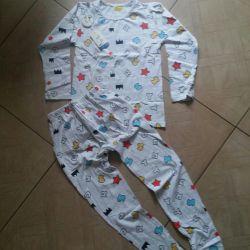Pijamale noi pentru băieți