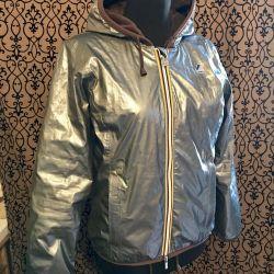 New metallic jacket