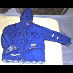 Утепленная качественная куртка для девочки пр Герм