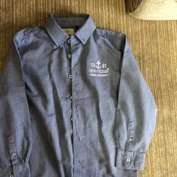 Sela shirt for a boy p 116-122
