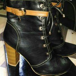P40 ayakkabı botları