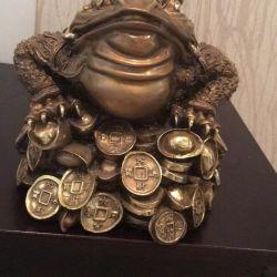 Τα χρήματα των βατράχων