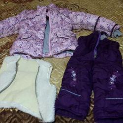 Sold separate jumpsuit