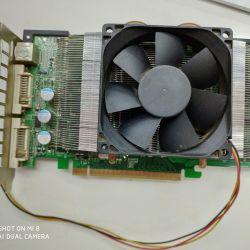 Nvidia 9600 GT 512 gb video card