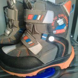 Boots / boots, demi-season