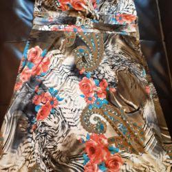 Καλοκαιρινό φόρεμα νέο