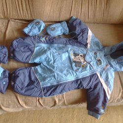 Overalls winter, demisezon