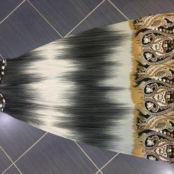 Rochie lungă pe podea în dimensiunea 42-44