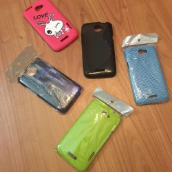 Acoperă HTC One X / Lg
