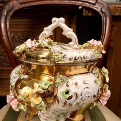 Candy box antiques Europe