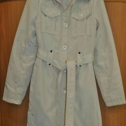 Insulated raincoat size 40-42