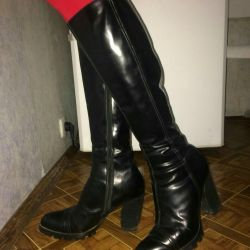 Women's winter boots.