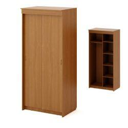 Συρόμενη ντουλάπα 2 βάσεων