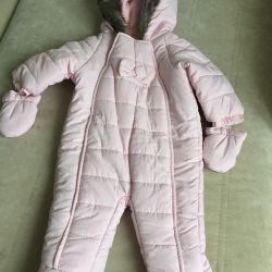 overalls for children, for girls new