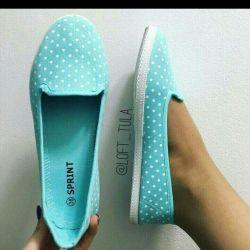 Γυναικεία παπούτσια μπαλέτου 41