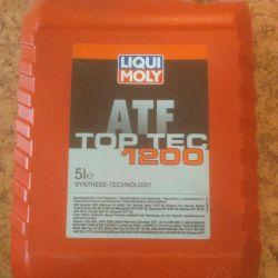 Масло ATF для коробки Туарег