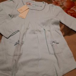 Suit - pajamas for the girl new 110 - 120 cm