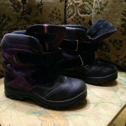 Warm minimen shoes