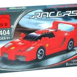 Lego Racing car Roadster.