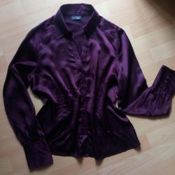 Blouse NEXT silk.