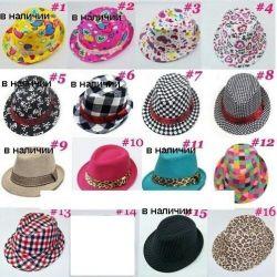 Pălării de pălărie