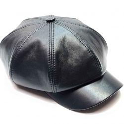 Cap gavroh vosklinka men leather 809kk