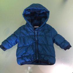 Jacket pe copil 3-6 luni. Babayka