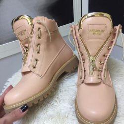 Winter, balmain boots new