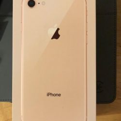 New iPhone 8 (64gb), gold ?