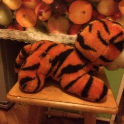 Baby tigru de plus.