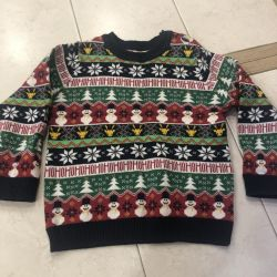New Year's sweater