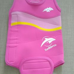 Swimsuit for babies up to 18 months, weight up to 12 kg