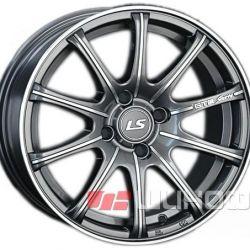 Колісні диски LS Wheels LS 317 6.5x15 PCD 5x105 ET 39 DIA 56.6 GMF