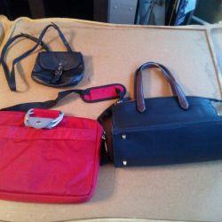 Продам сумочки женские и сумку для планшета