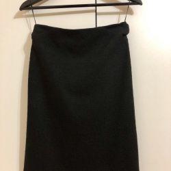 New Skirt Igor Chapurin, wool, viscose