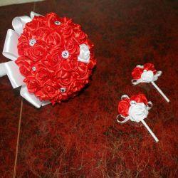 Μπουκέτο γάμου, νυφική ανθοδέσμη