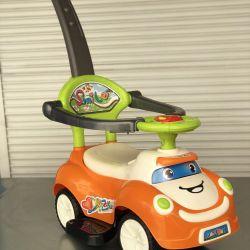 Car-Tolokar με λαβή για τους γονείς