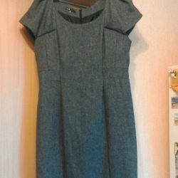 Φόρεμα - γραφείο sundress, 46 μέγεθος
