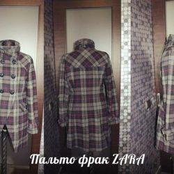 Coat coat ZARA