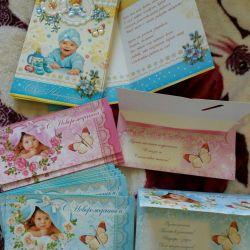 Cărți poștale, plicuri FOR ALL 200